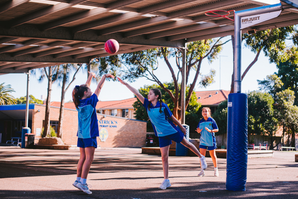 St Patrick's Catholic Primary School Sutherland School Life Co-Curricular Sports and Recreation