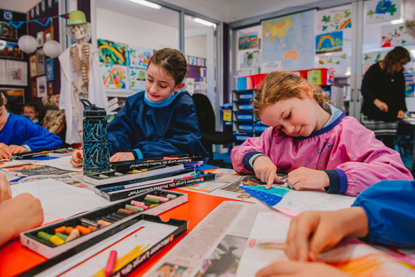 St Patrick's Catholic Primary School Sutherland About Us Facilities Beyond the classroom