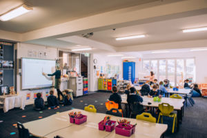 St Patrick's Catholic Primary School Sutherland About Us Facilities Inside the classroom