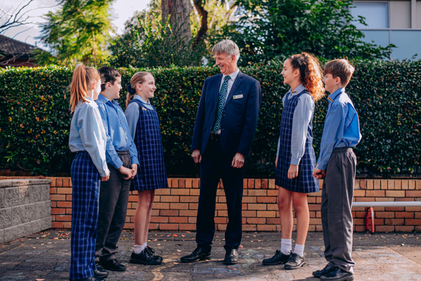 St Patrick's Catholic Primary School Sutherland About Us Principal's Message
