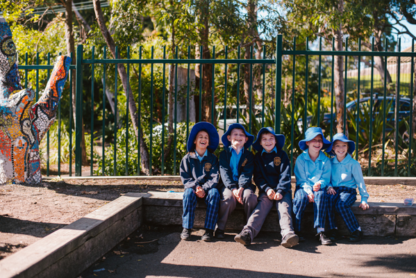St Patrick's Catholic Primary School Sutherland Acknowledgement of country